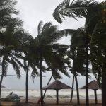 "Cyclonic Storm ""Burevi"" over southwest Bay of Bengal"