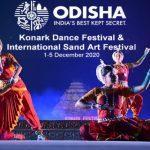 International Sand Art Festival & Konark Festival 2020 begins