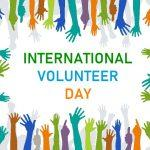 International Volunteer Day: 05 December