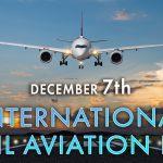 International Civil Aviation Day: 07 December