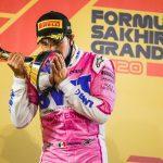 Sergio Perez wins Sakhir Grand Prix 2020