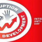 International Anti-Corruption Day: 09 December