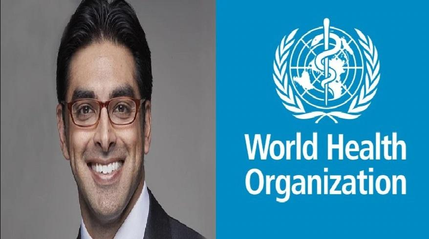 Anil Soni appointed first CEO of The WHO Foundation_40.1