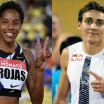 Yulimar Rojas and Mondo Duplantis crowned 2020 World Athletes of the Year