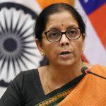 Finance Minister Nirmala Sitharaman at 41 on Forbes 2020 list