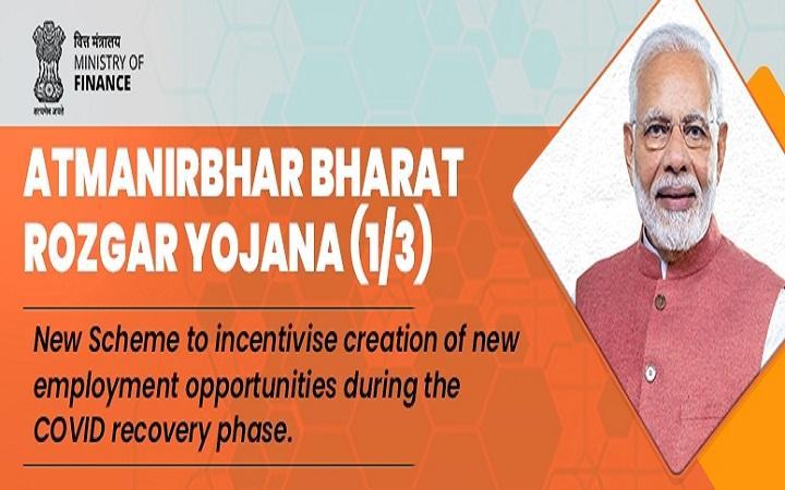 Cabinet approves Atmanirbhar Bharat Rojgar Yojana_40.1