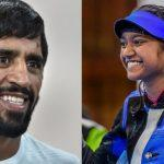 Bajrang Punia, Elavenil Valarivan bag Sportsperson of the Year awards