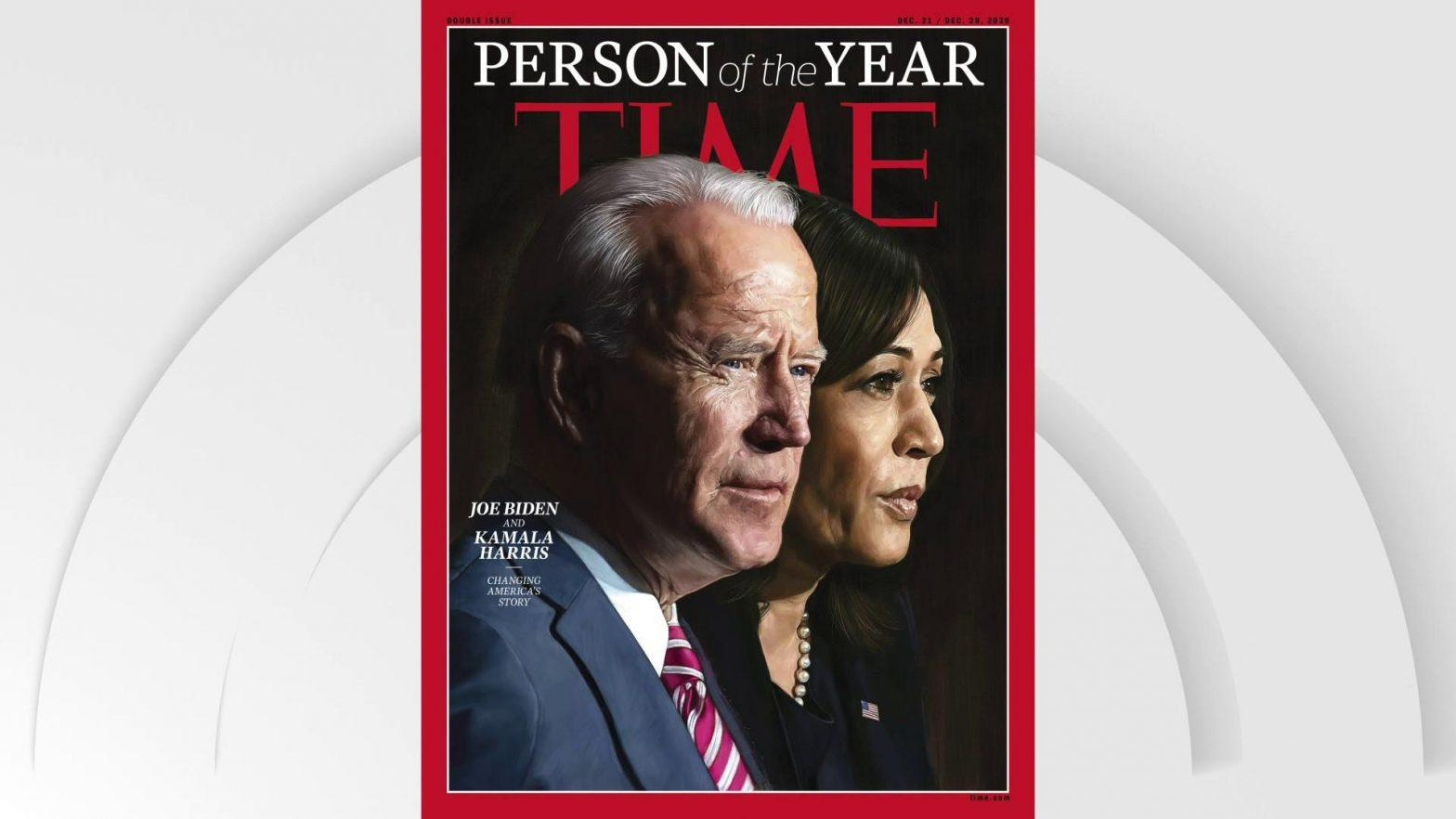 Joe Biden, Kamala Harris jointly named Time's 'Person of the Year' 2020_40.1