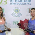 Indian Tennis player Ankita Raina wins ITF doubles title in Dubai