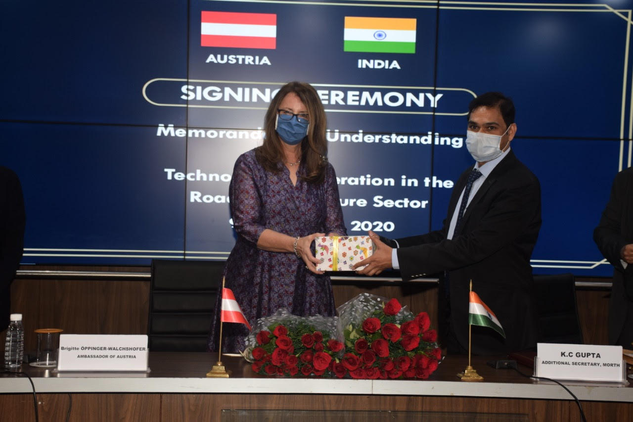 India and Austria inks MoU on Technology Cooperation_40.1