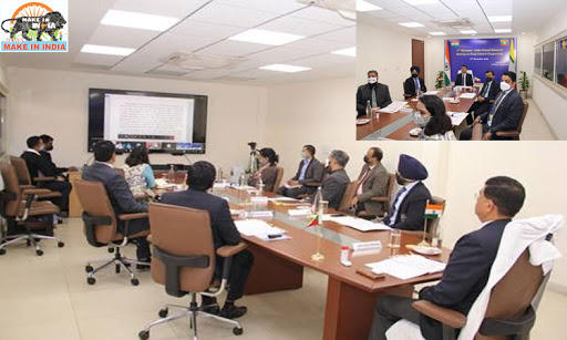5th India – Myanmar bilateral meeting on Drug Control Cooperation_40.1