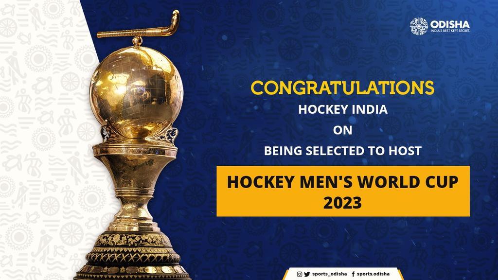 Odisha to host 2023 FIH Men's Hockey World Cup_40.1