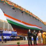GRSE Kolkata launches 'Himgiri', its 1st Ship of Project 17A