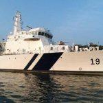 Indian Coast Guard's OPV 'Sujeet' commissioned in Goa