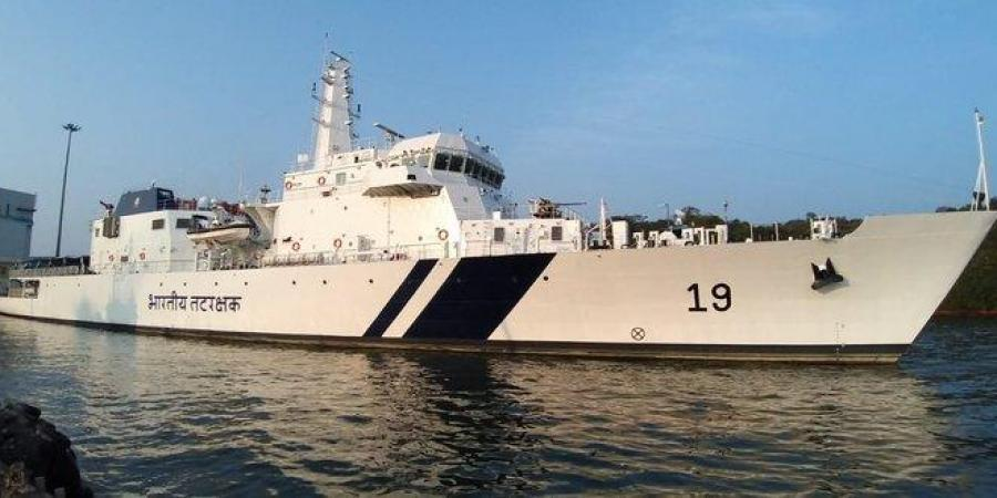 Indian Coast Guard's OPV 'Sujeet' commissioned in Goa_40.1
