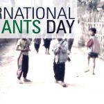 International Migrants Day is celebrated on 18 December