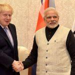 Boris Johnson invites PM Modi to UK-Led G-7 Summit