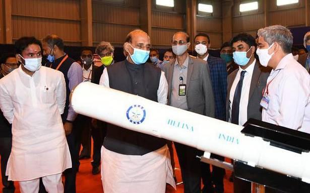 "Rajnath Singh inaugurates advanced ""HWT"" test facility in Hyderabad_40.1"