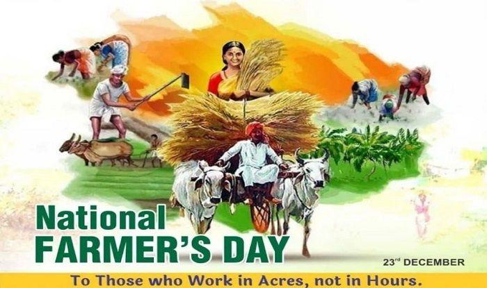 India Observes National Farmer's Day on December 23_40.1