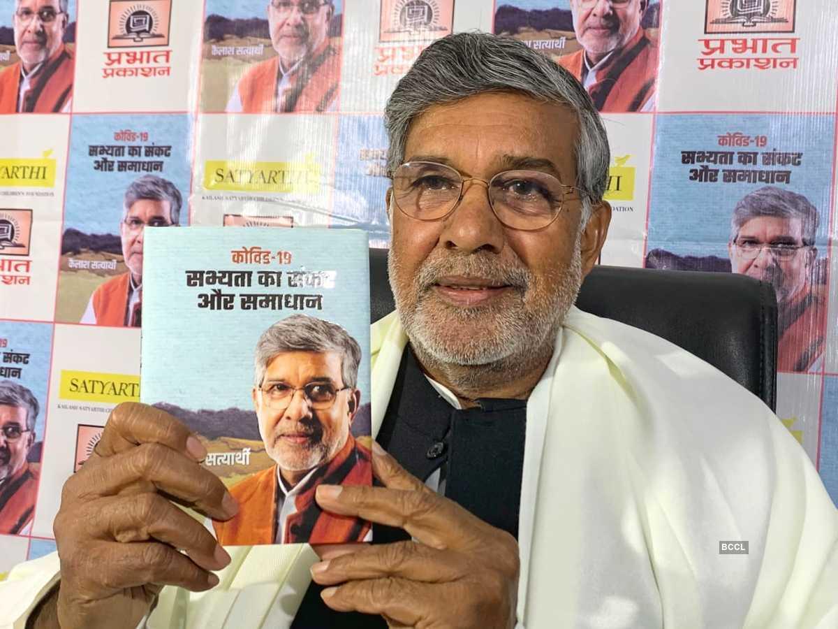 A new book titled 'Covid-19: Sabhyata ka Sankat aur Samadhan' released_40.1