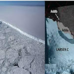 Know about the giant Antarctic iceberg A68a