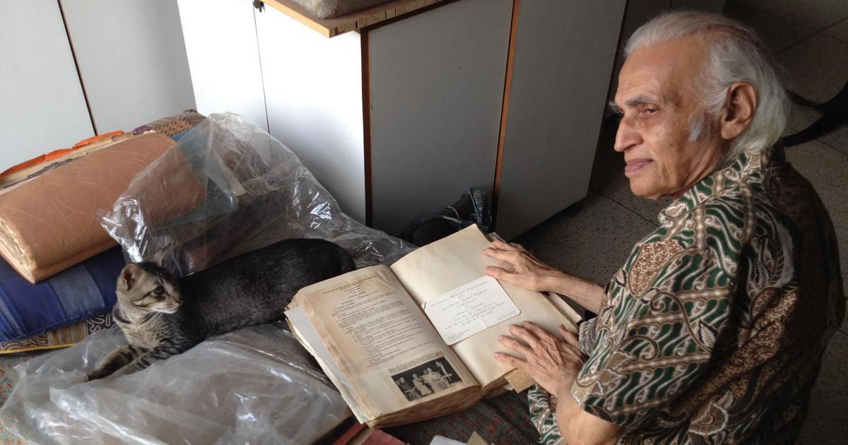 Veteran Dance Historian Sunil Kothari passes away_40.1