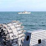 India-Vietnamese Navy conducts PASSEX-2020 in South China Sea