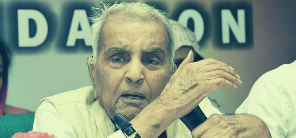 Late Justice Rajindar Sachar's Autobiography: 'In Pursuit of Justice'_40.1