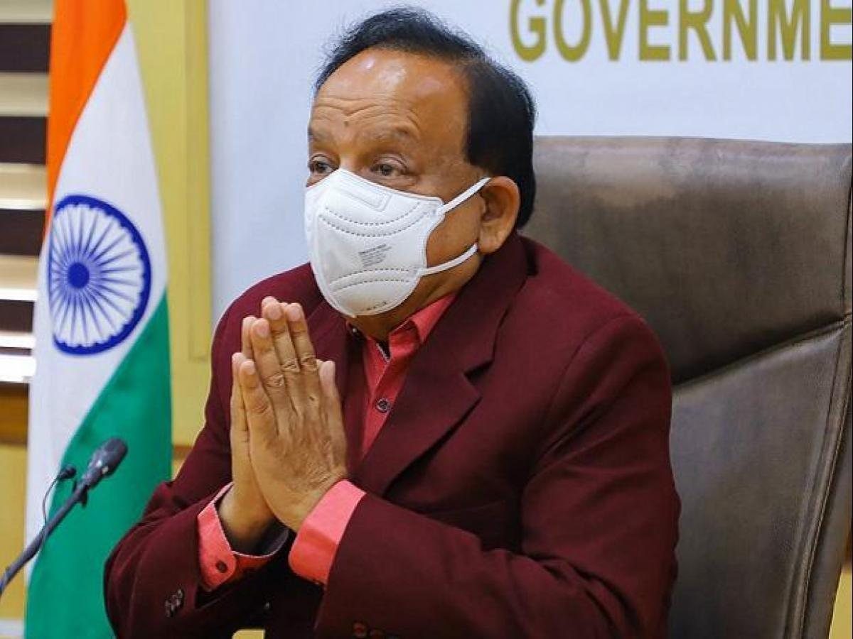 Harsh Vardhan nominated to the Board of 'GAVI', The Vaccine Alliance_40.1