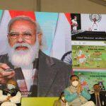 PM Modi lays foundation stone of Light House projects (LHPs)