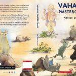 "A book titled ""Vahana Masterclass"" launched by Italian Writer Alfredo Covelli"