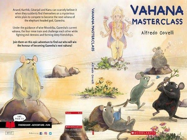 """A book titled """"Vahana Masterclass"""" launched by Italian Writer Alfredo Covelli_40.1"""