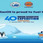 40th Indian Scientific Expedition to Antarctica flagged off