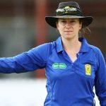 Claire Polosak set to become first female match official in men's Test match
