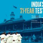 A book on India's tours Down Under by R. Kaushik