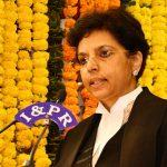 Hima Kohli appointed as 1st Woman Chief Justice of Telangana High Court