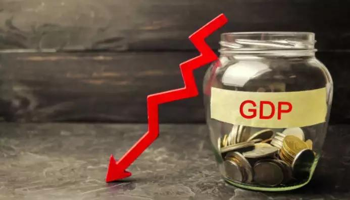 NSO Projects India's GDP to contract 7.7% in FY21_40.1