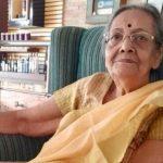 Veteran Professor Chitra Ghosh passes away