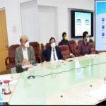 J&K LG, Manoj Sinha launches Mobile Application 'Satark Nagrik'