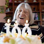 Oldest living Olympic champion Agnes Keleti turns 100