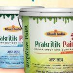 "Nitin Gadkari to launch ""Khadi Prakritik Paint"" developed by KVIC"