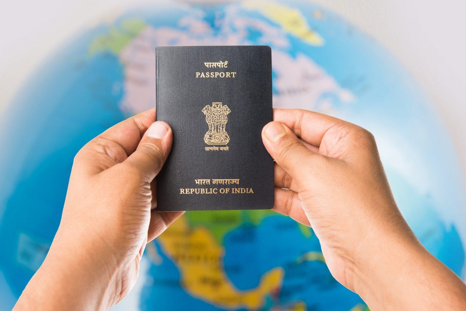 India Ranks 85 In Henley Passport Index 2021