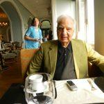 Indian American writer Ved Mehta passes away