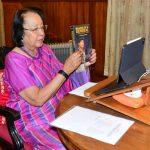 "Manipur Guv released book ""Making of a General A Himalayan Echo"""