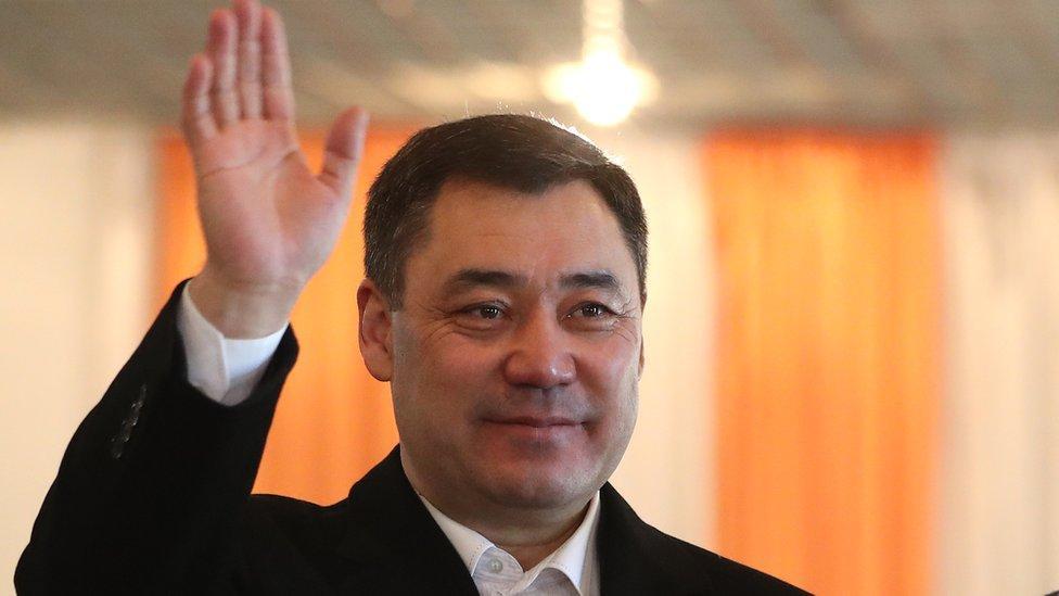 Sadyr Japarov wins the presidential election in Kyrgyzstan_40.1