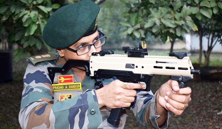DRDO develops India's first Indigenously-Developed 9mm Machine Pistol_40.1