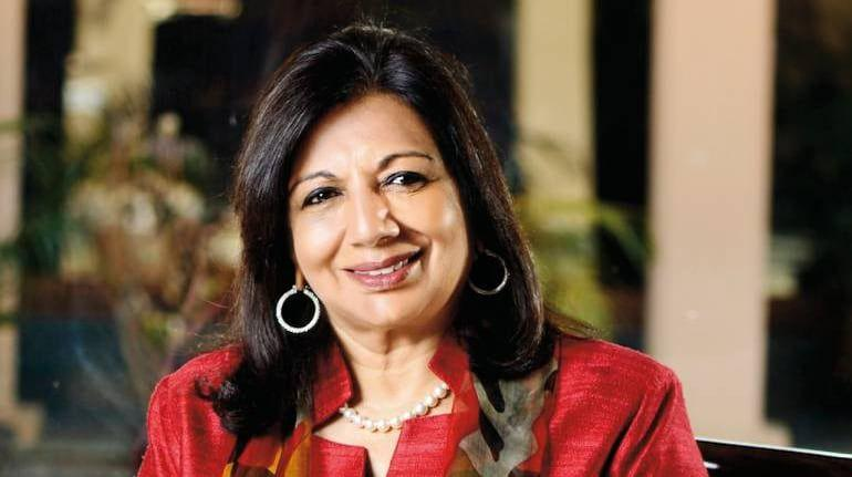 Kiran Mazumdar-Shaw selected as one of USIBC vice-chair_40.1