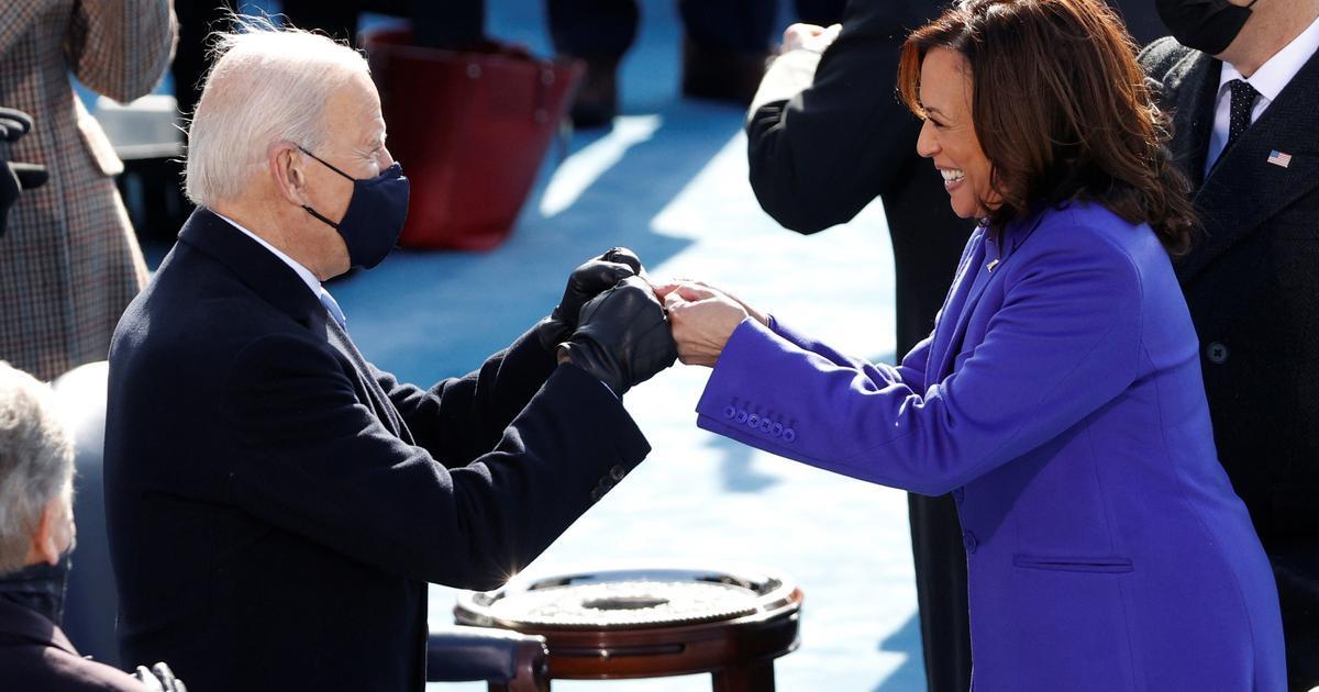 Joe Biden takes oath as 46th US President_40.1