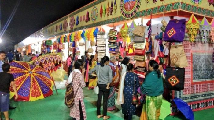 Odisha's famous 'Toshali National Crafts Mela' begins_40.1