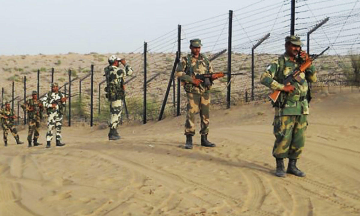 BSF launches Operation 'Sard Hawa' at Rajasthan border_40.1